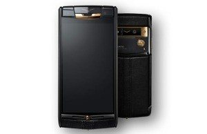 Новый смартфон Pure Jet Red Gold от Vertu